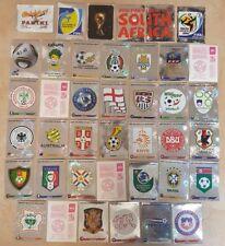 PANINI FIFA WORLD CUP 2010 South Africa-COMPLETO tramutata sostituzione (svizzero Edition)
