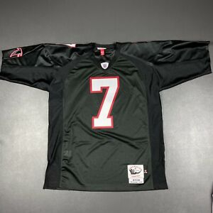 100% Authentic Michael Vick Mitchell & Ness 2002 Falcons Jersey Size 48 XL Mens
