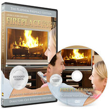 Crackling Fireplace DVD: Platinum Extended Edition! #10 - Our Longest Fireplace