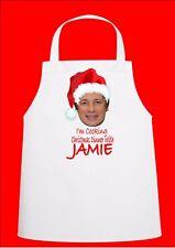 Jamie Oliver Novelty Christmas Chefs Apron Secret Santa Gift Novelty Apron