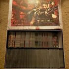 RESIDENT EVIL DECK BUILDING GAME + All Expansions Sleeved and ready to play. DBG