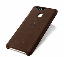 Plain Leather Fitted Cases for Huawei Mobile Phones