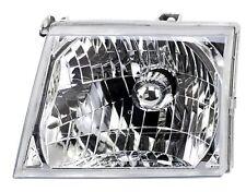 Left Crystal H4 Halogen Headlight for Ford Ranger 2002-2006
