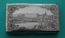 Zigarettenetui  NIELLO  Austria - Wien - Aspernbrücke   cigarette case NIELLO