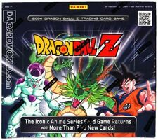 * Dragon Ball Z CCG 2014 Booster Box