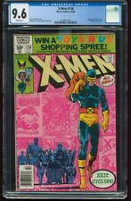Uncanny X-MEN 138 OCT 80 NEWSSTAND CGC-GRADED 9.6 NEAR MINT+ WHITE PAGES G-451