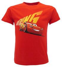 T-shirt Originale CARS 3 Disney Pixar rossa