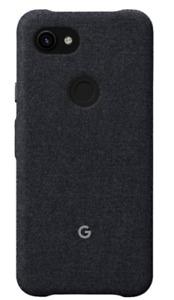 Google Case For Pixel 3a - Carbon