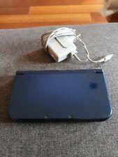 New Nintendo 3DS XL Console - Bleu Métallique