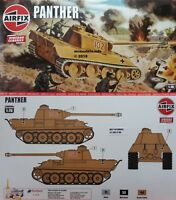 Airfix 1/76 Military Vehicle Tank New Plastic Model Kit 1 76