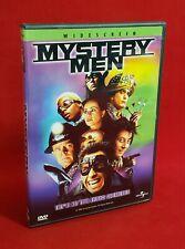 Mystery Men (Dvd, 2000, Widescreen) Comedy Superhero Action Fighting Suspense