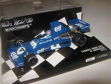 1:43 tyrrell ford 007 p. Depailler 1975 400750004 Minichamps OVP New