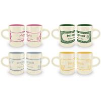 Harry Potter (Potions Collection)  Espresso Mug Set  4 x 4oz/125ml  GP85263