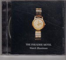 (HE640) The Paradise Motel, Watch Illuminum - 1998 CD