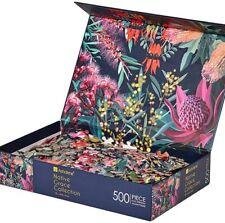 Native Grace Flower Jigsaw Puzzle 500 Piece Australian Gift Flower Tree Gift