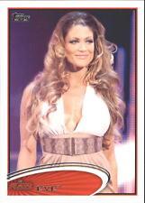 2012 Topps WWE #51 Eve