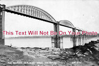 GL 210 - Severn Bridge From The Rocks, Gloucestershire - 6x4 Photo