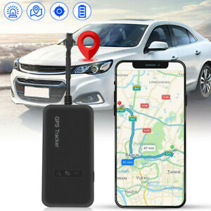 Mini Realtime Car GPS GSM Tracker Locator Car Vehicle Motorcycle Tracking Device