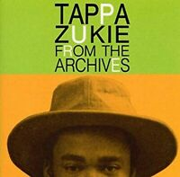 From the Archives By Tappa Zukie , Music CD