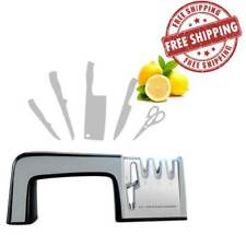 Kitchen Knife Sharpener Heavy Duty Non Slip Sharpening Equipment Home Supplies