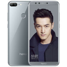 Teléfonos móviles libres gris Android Huawei Honor 9