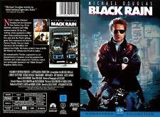 Black Rain, Action-Thriller,Michael Douglas und Andy Garcia gegen die Yakuza,DVD