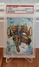 PSA 10 1993 Skybox X-Men Series 2 CABLE HOLITHOGRAM Insert Card Marvel Hologram