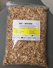 10 Liter Räucherspäne GROB Räuchermehl Buche Räuchern avi-smoke - DHL Versand