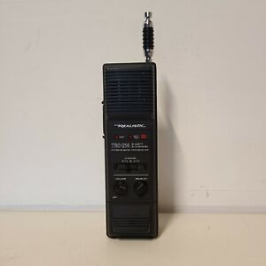 Vintage Realistic TRC-214 Walkie Talkie 3 Channel CB Stranger Things  *Tested*