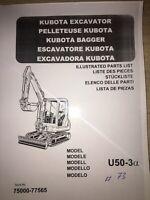 Filter Set für Kubota Minibagger KH 31 Motor Kubota Z 600KW3 auch einzeln