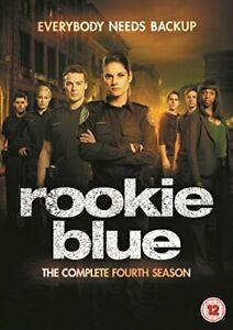 Rookie Blue Season 4 [DVD][Region 2]