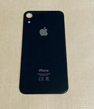 Vitre Arriére Iphone XR - Noir
