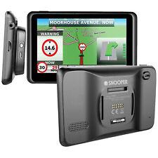 "SNOOPER S6900 VENTURA Caravan Motorhome EU UK Bluetooth Speed Camera 7"" Sat Nav"
