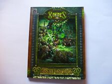 Forces of Hordes Circle Orboros  Warmachine Softcover Book