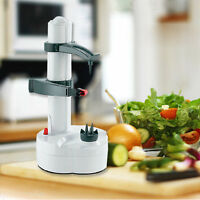 Electric Peeler Machine Home Kitchen Vegetables Cooking Potato Peel Cutter Tool