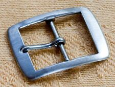Brushed steel two-sided vintage watch buckle 16mm opening NOS 1960s/70s 34 sold