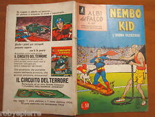Superman Nembo Kid Albi del falco n 409 l'idioma silenzioso 16-2-1964 mondadori