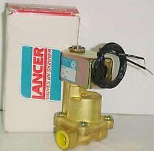 "Skinner Lancer 2 Way 1/2"" NC Steam Solenoid Valve 2LF2HBG4127 120/60"