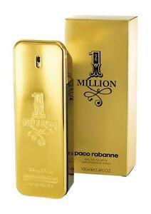 Paco Rabanne 1 Million 3.4oz Men's Eau de Cologne