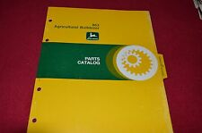 John Deere 863 Agricultural Bulldozer Dealer's Parts Book Manual PANC
