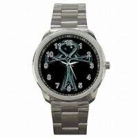 Ankh Egyptian Crux Anasta Breath of Life Nile Key Stainless Watch