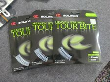 3 SETS: New- Solinco Tour Bite 18g