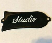 Genuine Original Gibson Les Paul Studio Truss Rod Cover Plate