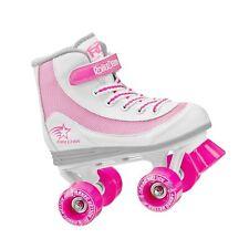 Roller Derby Youth Girls Firestar Roller Skate White/Pink 4