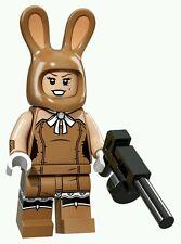 LEGO 71017 Minifigures March Harriet The Batman Movie Bunny Rabbit New