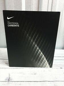 Nike Protegga Carbonite Elite Shin Pads Guards New SP2108 011 Size M 5'3-5'7
