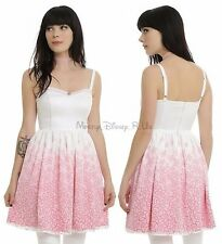 New Cartoon Network Steven Universe Rose Quartz Dress Juniors Cosplay S