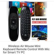 Mouse Remote Air Wireless Keyboard Tv Box Android Fly 2.4Ghz Pc Control Smart TV