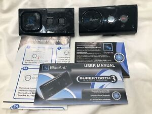 Blueant Supertooth 3 For Sale Ebay