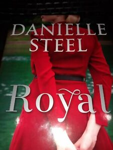 ROYAL by Danielle Steel  Hardcover  First Edition   NEW